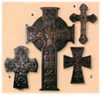 metal crosses collection # 1