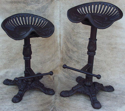 Tractor Seat Counter Barstools Furniture Accessories