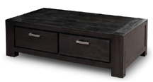wooden coffee table, mesa de centro