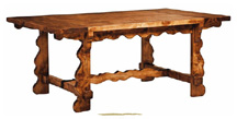 wooden dining table,  mesa de comedor