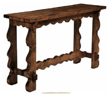 wooden sofa table, mesa de entrada, comedor