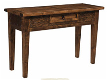 wooden sofa table,  mesa de consola