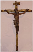 wooden crucifixes