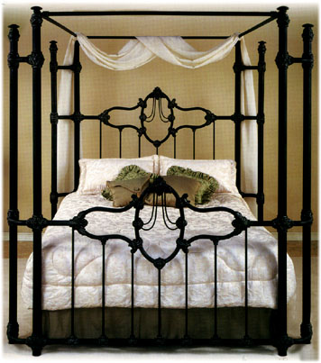 Iron Bed Information, Tips on Selecting an Iron Bed