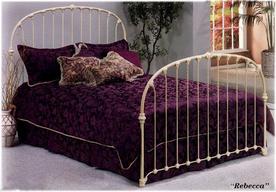 Elliotts Designs Rebecca 53 Wrought Rod Iron Beds Antique Bed Reproductions Camas De Hierro Forjado