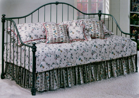 Elliott S Designs Stephanie 57 Daybed Wrought Rod Iron