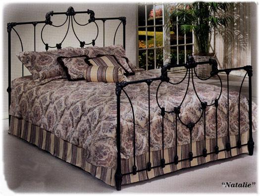 Elliott S Designs Natalie 77 Wrought Rod Iron Beds Antique