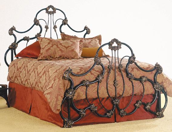 Southwest Country Elliott S Designs Vivian 96 Complete Bed