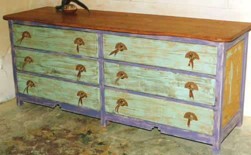 arizona dresser jc014