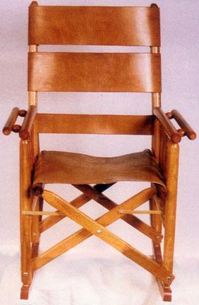 Rockers Plain Chairs Foldable