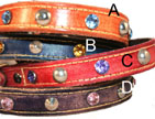 stud dog collar