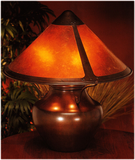 Mica lamps lodge lamp 009 lodge lamp 009 mica small lodge table lamp 009 mozeypictures Image collections