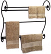Waterbury triple towel bar