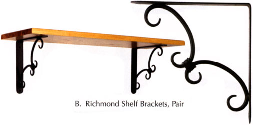 Richmond Single Shelf