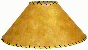 900 017 natural parchment with leather trim lamp shades 900016 22 parchment lamp shades parchment lamp shades with leather aloadofball Image collections