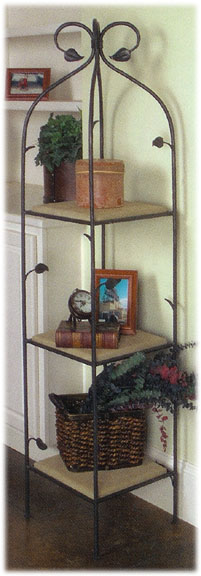 Leaf  3-Tier Single Shelves