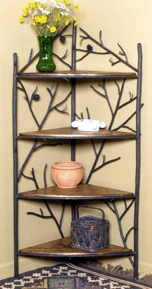 Pine Corner Bakers Rack
