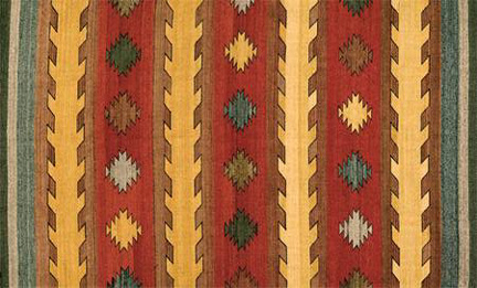 Traditional Native American Blanket Designs Southwestern