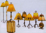 Rustic Indian Lamps