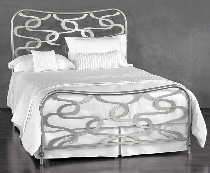 wesley allen art deco classical iron beds
