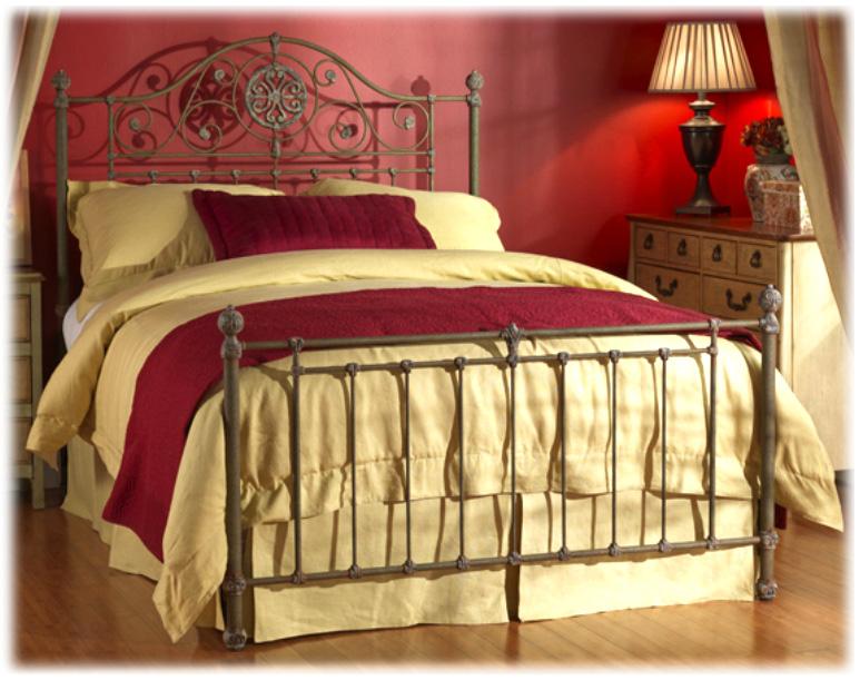 wesley allen victorian classical iron beds