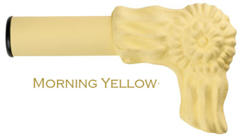 morning yellow finish